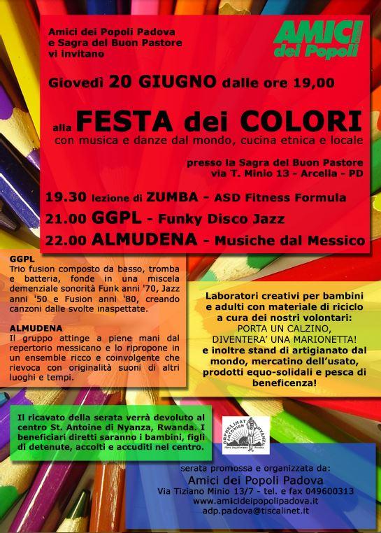 b034d9ead062 Amici dei Popoli in sagra e Festa dei Colori